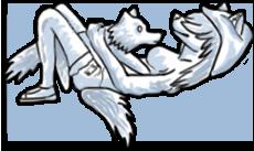 Laydown Plushie Pose (Free) by BluuWynter