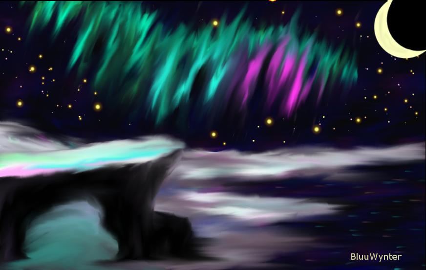 Arctic Kingdom Room (FREE) by BluuWynter