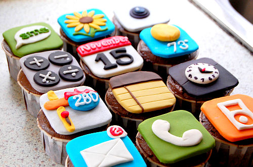 Application Cupcakes