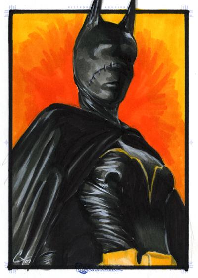 DC Legacy: Batgirl 1 by gattadonna