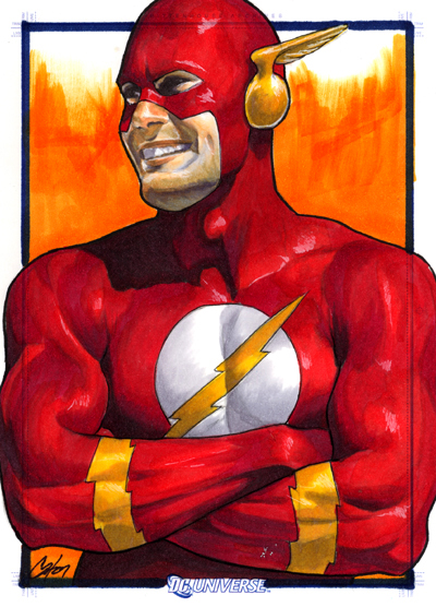 DC Legacy: Flash