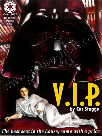 SWFD badge art: V.I.P. by gattadonna
