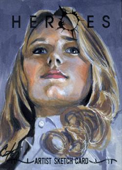 Heroes: Claire Bennet by gattadonna
