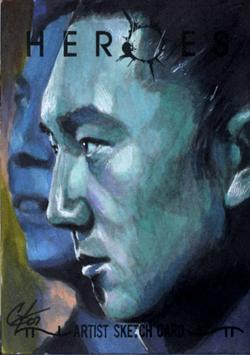 Heroes: Hiro Nakamura by gattadonna