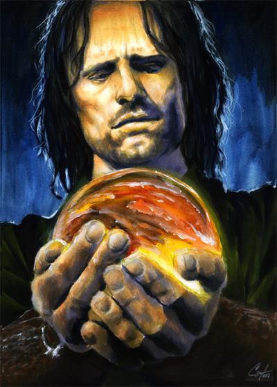 Aragorn by gattadonna