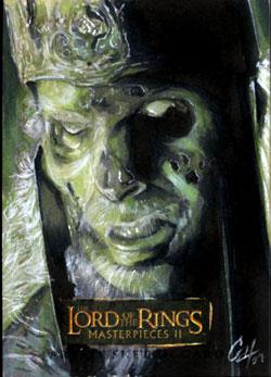 LOTR MPII: King Of The Dead by gattadonna