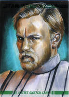 Clone Wars: Obi Wan by gattadonna
