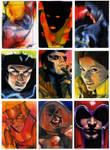 X-Men Archives Set 2