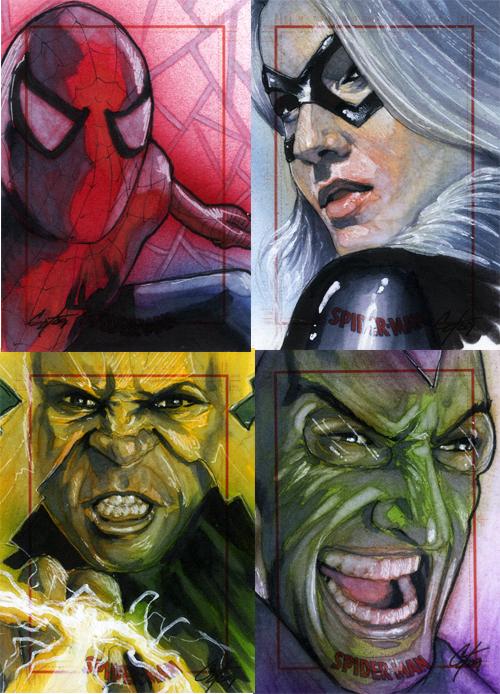 Spider-man archives samples by gattadonna