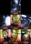 Iron Man II set 2