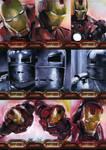 Iron Man II set 1
