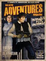 Star Wars Galaxy V base card by gattadonna