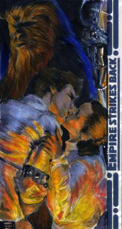 ESB Wide Vision Return: Kiss by gattadonna