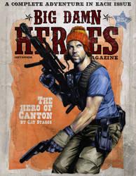 Big Damn Heroes 2 by gattadonna