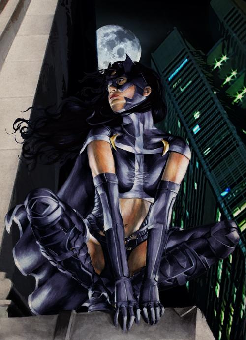 Huntress by gattadonna