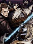 Star Wars Galaxy VI base card