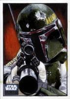 Star Wars Galaxy VI Boba Fett by gattadonna