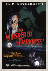 The Whisperer In Darkness by gattadonna