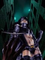 Huntress II by gattadonna