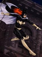 Batgirl by gattadonna