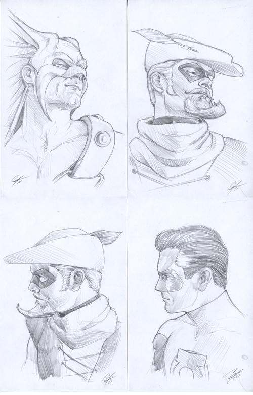 Free sketch samples by gattadonna