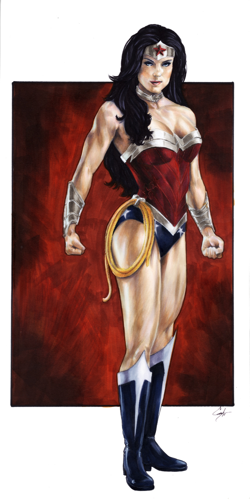 Wonder Woman Day 2011 by gattadonna