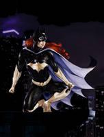 Batgirl II by gattadonna
