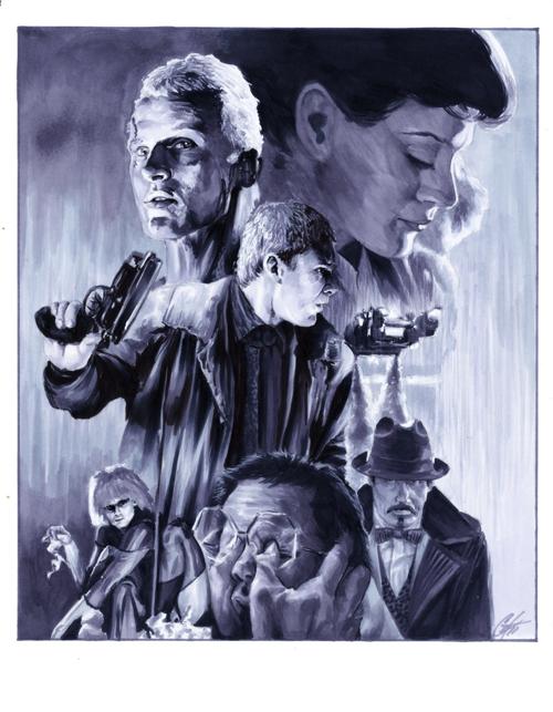 Blade Runner by gattadonna