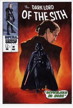 Skywalker No More