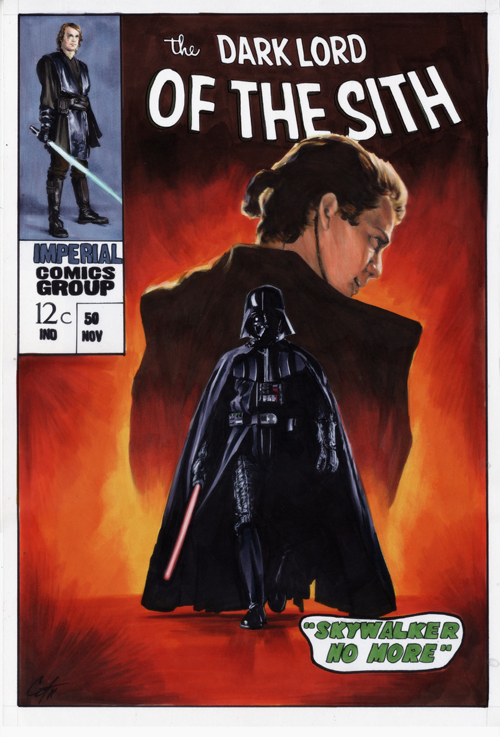 Skywalker No More by gattadonna