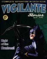 Vigilante Stories: Huntress by gattadonna