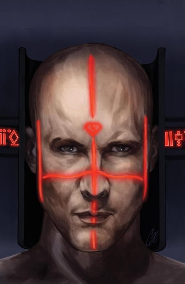 Smallville Season 11 Cover No 2 by gattadonna