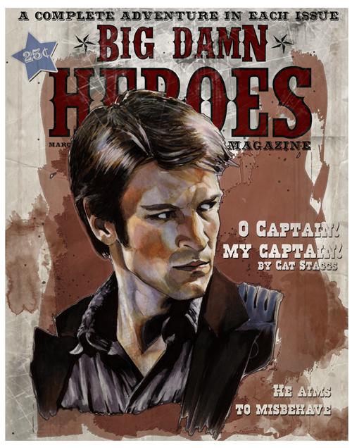 Big Damn Heroes 3 by gattadonna