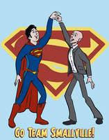 Go Team Smallville by gattadonna