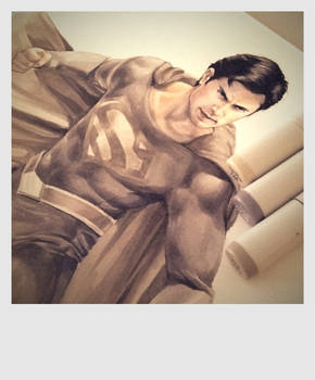 On the Drawing Board:Smallville