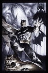 Jim Lee Batman for Big Wow Comic Fest