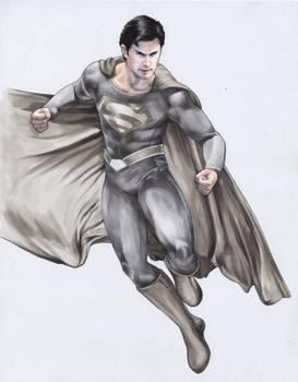 SMVL Season 11 Cover #4 Superman