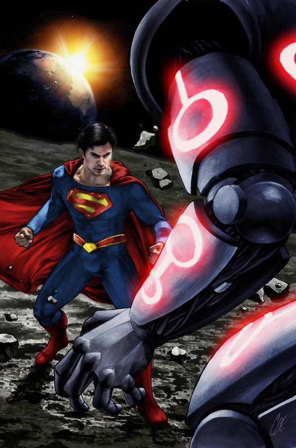 Smallville Season 11 Cover No 4 Unsused by gattadonna