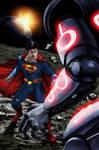 Smallville Season 11 Cover No 4 Unsused