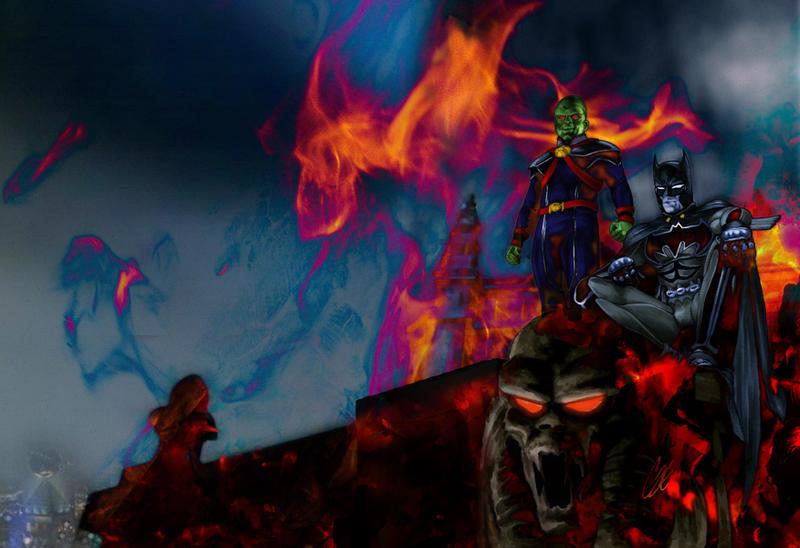 Smallville Season 11: Effigy (h) by gattadonna