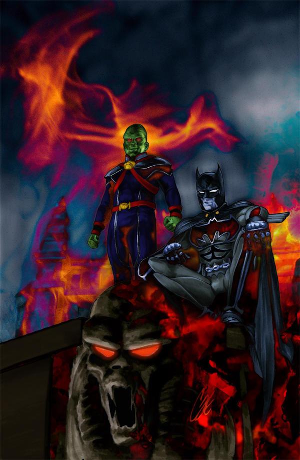 Smallville Season 11: Effigy by gattadonna