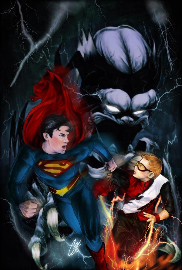 Smallville Season 11: Haunted #2 by gattadonna