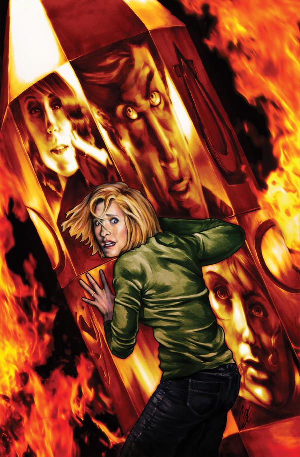 Smallville Season 11 Haunted #3 by gattadonna