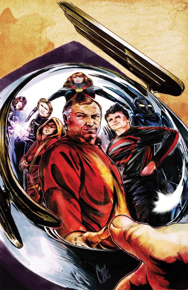 Smallville: Titans by gattadonna