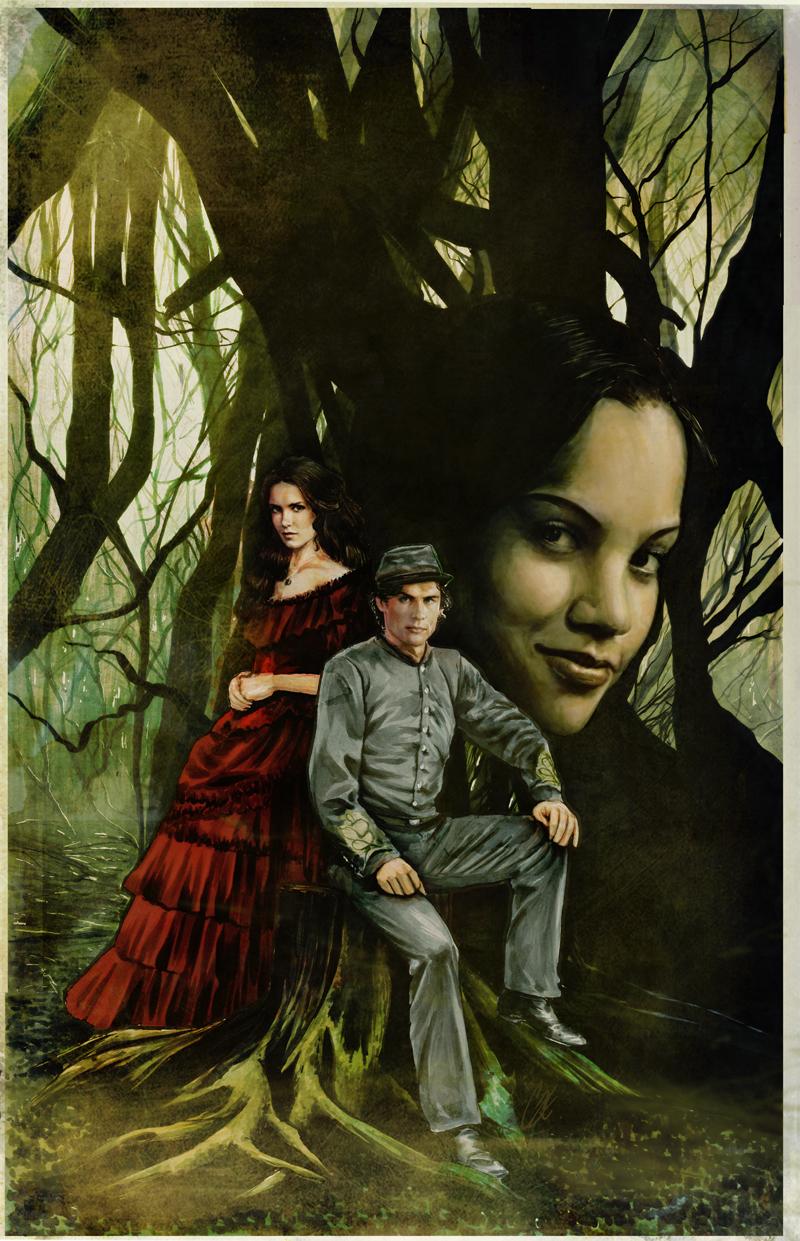 The Vampire Diaries #3 by gattadonna