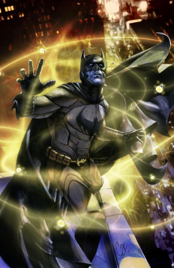 Smallville: Lantern #3 by gattadonna