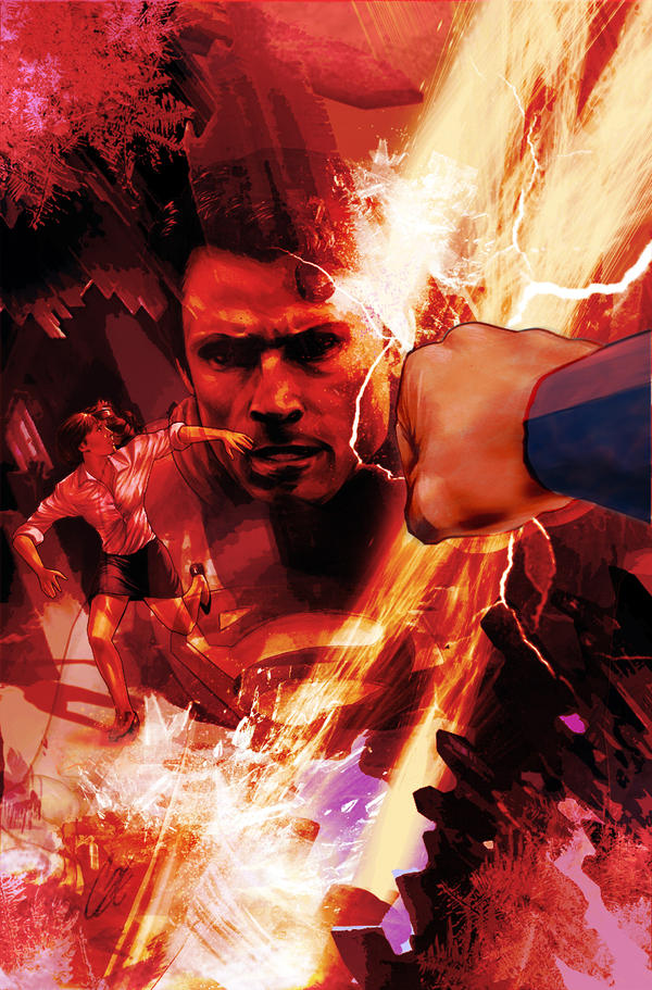 Smallville Chaos #2 by gattadonna