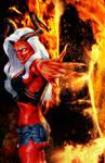 Lady Demon #1