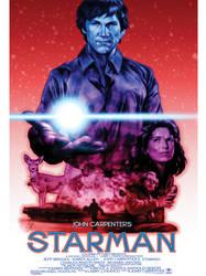 Starman 30th Anniversary by gattadonna