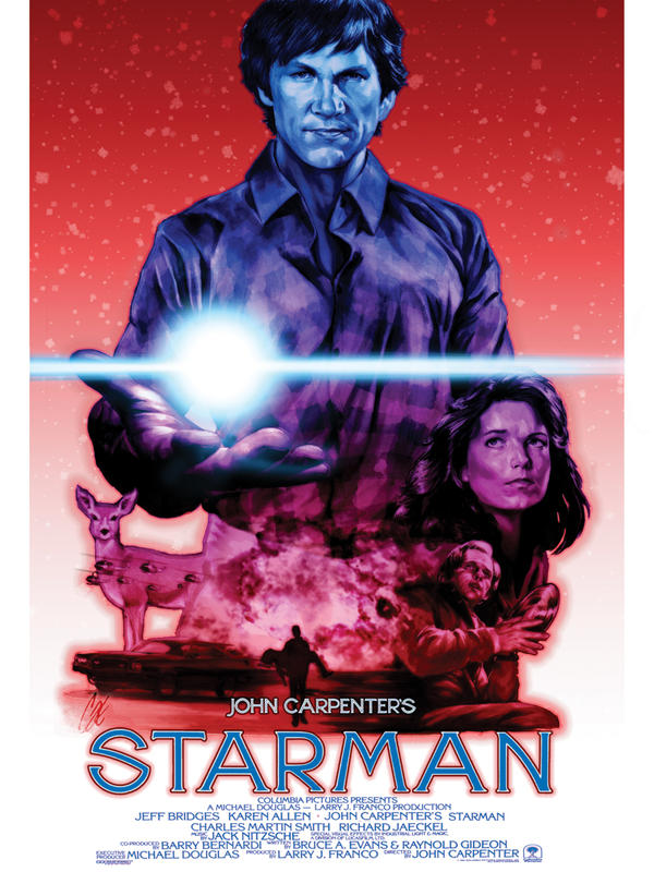 Starman 30th Anniversary by gattadonna